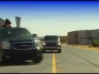 Watch Dillon Aero - SUV Mounted M134 Minigun (Security Service SUV) GIF on Gfycat. Discover more related GIFs on Gfycat