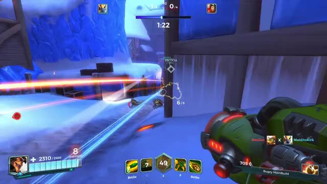 Watch and share Bomb King GIFs and Paladins GIFs by torkdwarf on Gfycat