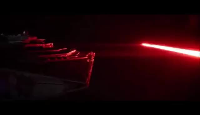 Watch and share Star Wars VII - Hosnian System Destruction GIFs on Gfycat