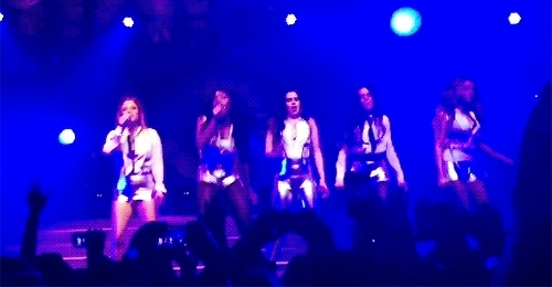 all, fifth harmony, look at ally, trt, we rollin' we rollin' we rollin' GIFs