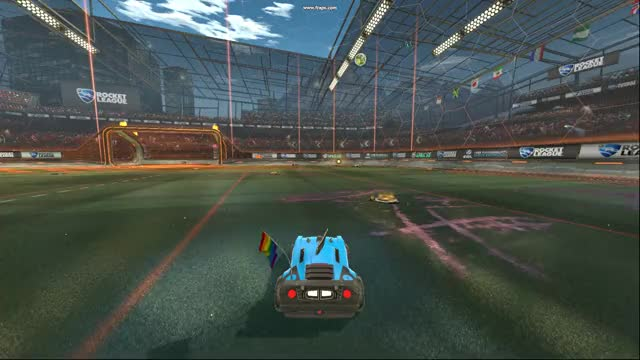 Watch and share Rocket League GIFs by 25enthusiastic8 on Gfycat