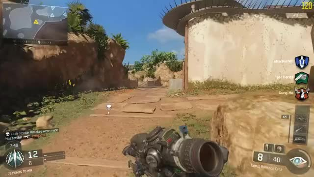 Watch and share Callofduty GIFs and Bo3 GIFs by Syncfx on Gfycat