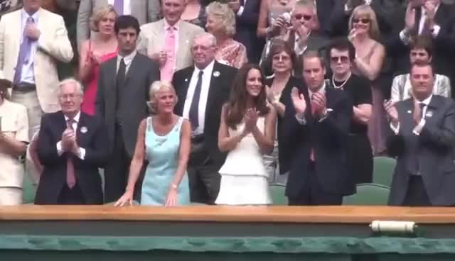 Watch and share Wimbledon 2011 GIFs on Gfycat