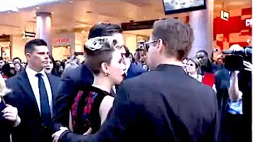 Watch Chris scratching the back of Scarlett's head, from about 1:2 GIF on Gfycat. Discover more Robert Downey Jr, Scarlett Johansson, aou premiere, aou press tour, avengers cast, avengers premiere, chris evans, marvel cast, mcu cast, my gifs, rdj GIFs on Gfycat