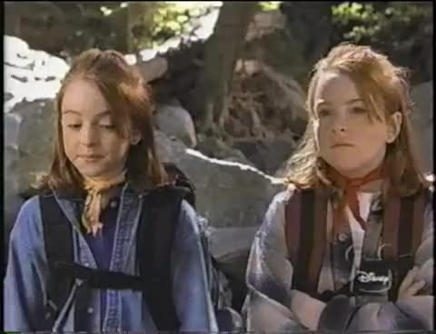 Watch and share Juego De Gemelas GIFs and The Parent Trap GIFs on Gfycat