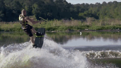 water skiing GIFs