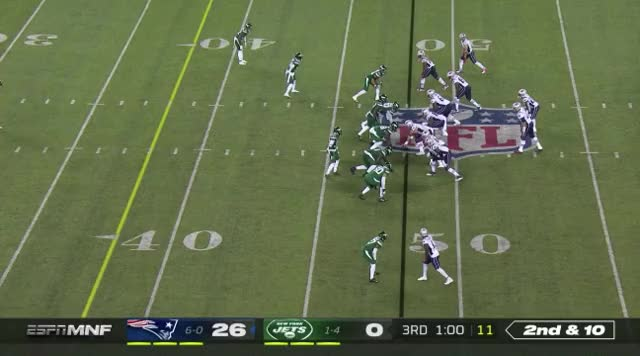 Watch and share 24 Brady To White For A Big Gain GIFs on Gfycat