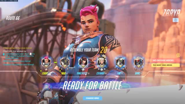 Watch and share Overwatch GIFs and Zarya GIFs by Eskay on Gfycat
