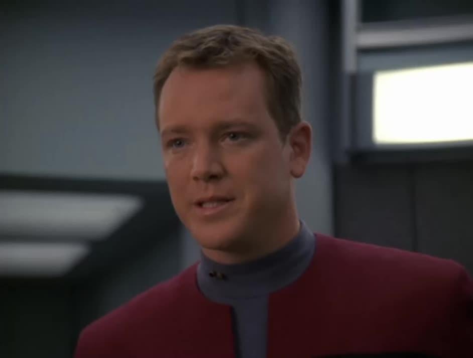 Robert Duncan McNeill, Star Trek, Star Trek: Voyager, Tom Paris, VOY, Voyager, What's Going On? GIFs