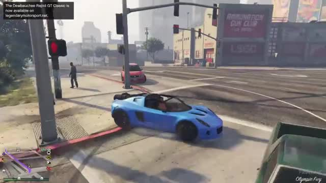 Watch and share Grand Theft Auto V GIFs and Playstation 4 GIFs by c24w on Gfycat
