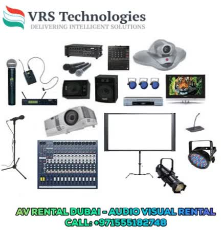 Watch Audio Visual Rental - AV Rental in Dubai - Audio Visual Dubai GIF by vrscomputers (@vrscomputers) on Gfycat. Discover more audio visual rental dubai, av rental, av rental dubai GIFs on Gfycat