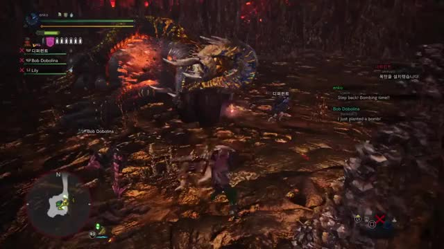 Watch Lyacht - #PS4share GIF by enko (@s6ef4enko) on Gfycat. Discover more MHW, Monster Hunter World, PS4 GIFs on Gfycat