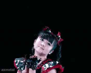 Watch and share Suzuka Nakamoto GIFs and Kawaii Metal GIFs on Gfycat