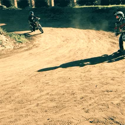 Watch and share Motocross GIFs and Bike GIFs on Gfycat