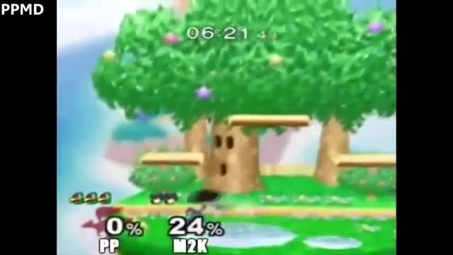 Mew2King is a psychic
