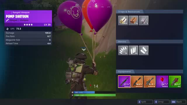 Watch and share Fortnite 30 11 2018 16 16 58 GIFs on Gfycat