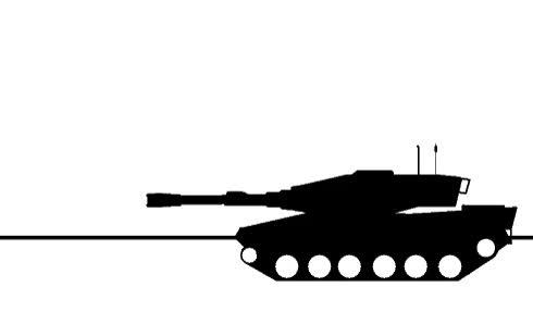 Watch and share Tank Firing By Zrik GIFs on Gfycat
