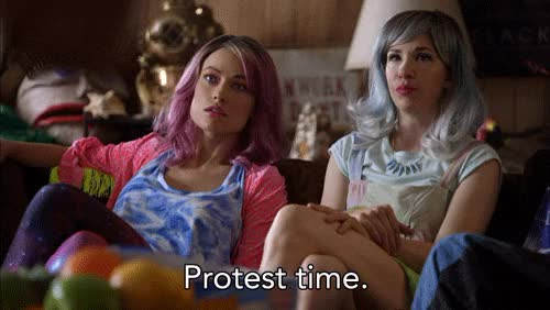 Watch and share Protest GIFs on Gfycat