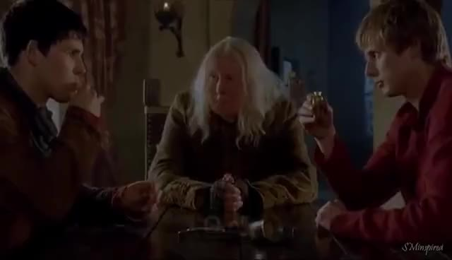 Watch and share Arthur GIFs and Merlin GIFs on Gfycat