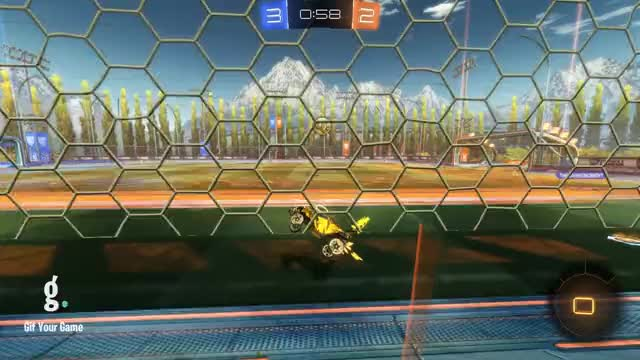 Watch Goal 6: Gritty GIF by Gif Your Game (@gifyourgame) on Gfycat. Discover more Gif Your Game, GifYourGame, Goal, Rocket League, RocketLeague, tgross GIFs on Gfycat