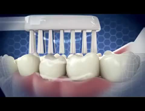 Watch and share Emmi-dent Ultrasonic Toothbrush GIFs on Gfycat