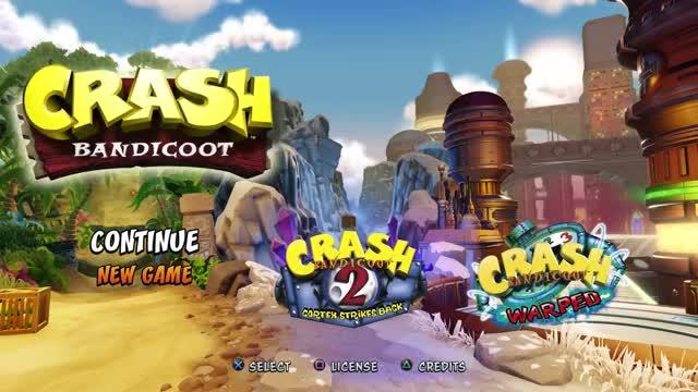 Watch and share Crash Bandicoot 3 GIFs and Crash Warped GIFs on Gfycat