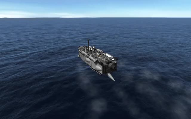 Watch and share Higgins Class PT Boat With Detailed Interior! (NAS-BDA Version Out!) GIFs on Gfycat