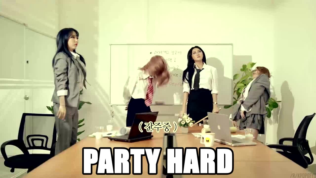 kpopgfys, MMM Party Hard GIFs