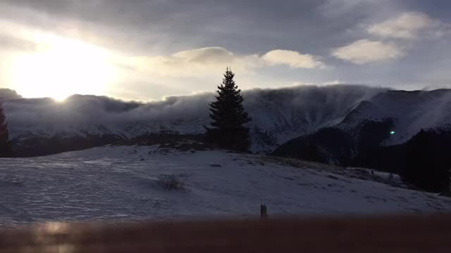 Watch and share Broome Hut Near Winterpark, CO. GIFs by Jackson3OH3 on Gfycat