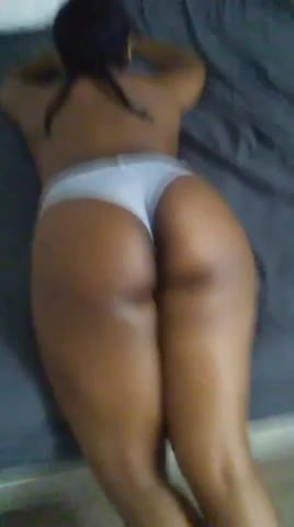 my booty is large and soft