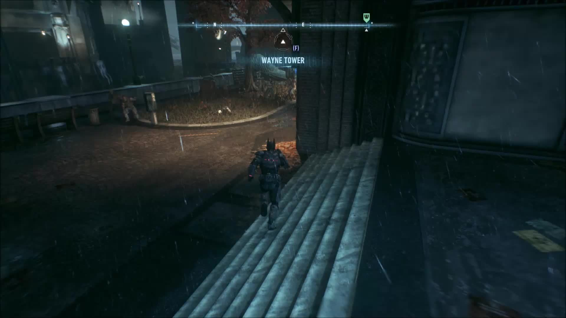 batmanarkham, I submitted a gif before about how the batmobile was trying to kill me, WELL IT DID! (reddit) GIFs