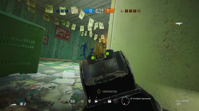 Watch and share Rainbow6 GIFs and Roundwon GIFs on Gfycat