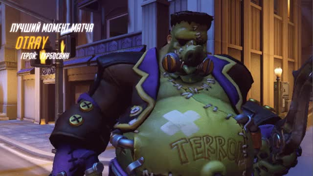 Watch and share Overwatch GIFs by denis_otray on Gfycat