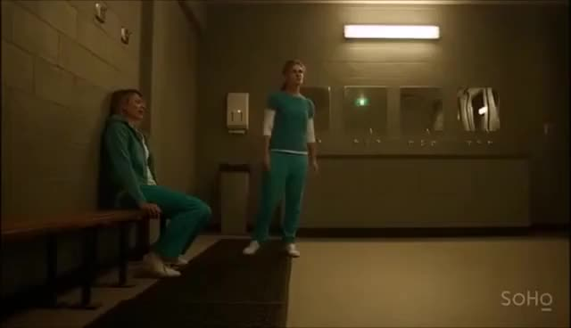 Watch Allie & Bea // Wentworth 4x10 PART 3 GIF on Gfycat. Discover more related GIFs on Gfycat