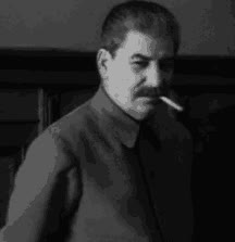 joseph stalin, My Reaction to the US Election • r/FULLCOMMUNISM GIFs