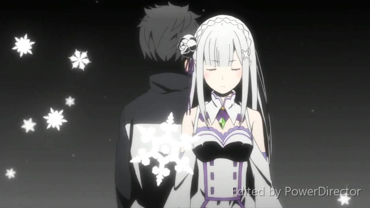 Re Zero kara Hajimeru Isekai Seikatsu Ending FULL - Re:ゼロから始める異世界生活 ED 「STYX HELIX」 GIFs