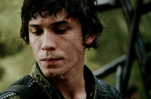 Watch and share Bellamy Blake GIFs and Bob Morley GIFs on Gfycat
