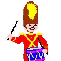 Watch and share Drummer Drumming Animated Drum Alphabet Gif Toy Soldier Alpha Photo: Teddy Bear Drummer Drum Animated Alphabet Gif DrummerBearAlphabyiRiS-B.gif GIFs on Gfycat