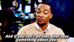 Watch this trending GIF on Gfycat. Discover more **, 1k, anthony is forever speaking truth, anthony mackie, anthony puts all your thoughts in words, gifs, if you're not bothered to argue with someone just show them this interview, mackieedit, marvelcastedit, misc*, my edits, my prized possession one and only, this will ALWAYS be relevant GIFs on Gfycat