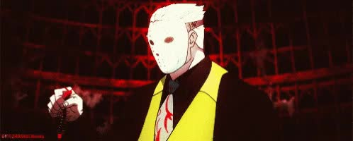 Watch and share Tokyo Ghoul GIFs on Gfycat