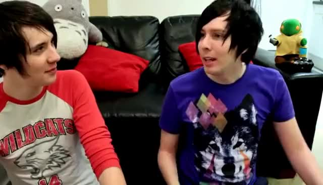 Watch Would you rather GIF on Gfycat. Discover more AmazingPhil, Danisnotonfire GIFs on Gfycat