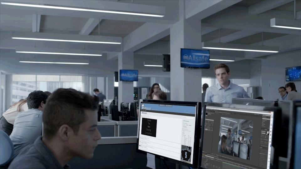 MrRobot, Rami Malek, highqualitygifs, What I Do at Work GIFs