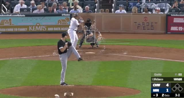 Watch and share Lucas Giolito GIFs and White Sox GIFs by Pitcher Giffer on Gfycat