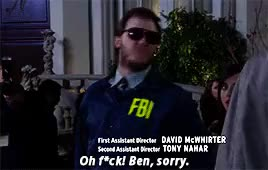 Watch and share Parks And Rec GIFs and Andy Dwyer GIFs on Gfycat