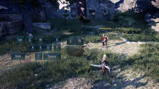 Watch and share [INVEN] BDO Lahn Awakening Combo #6 GIFs by Invenglobal on Gfycat