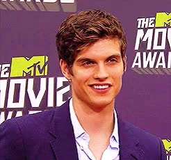 Watch and share Daniel Sharman Gif GIFs and Mtv Movie Awards GIFs on Gfycat