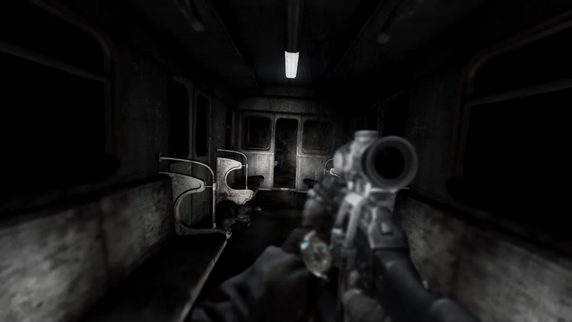 Metro Redux, metro2033, Metro Redux - Ghosts 2 GIFs