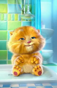 Watch Am I adorable? GIF on Gfycat. Discover more Cute Kitty Kat GIFs on Gfycat