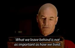Watch and share Jean Luc Picard GIFs and Star Trek Tng GIFs on Gfycat