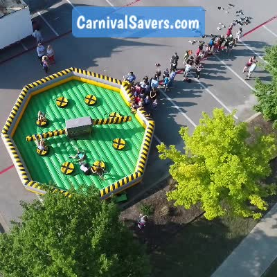 Watch and share School Carnival GIFs and Drone GIFs by Carnival Savers on Gfycat